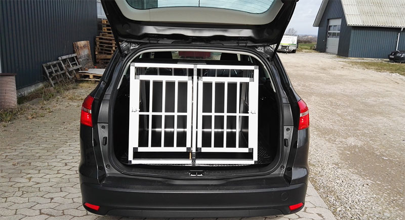 Safecrate Double Large Premium i Ford Focus 2015