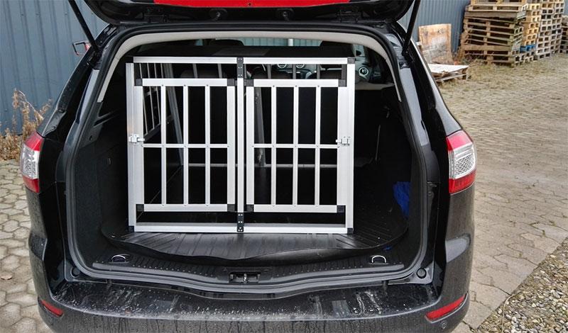 Safecrate Double Large Premium i Ford Mondeo Stationcar 2012