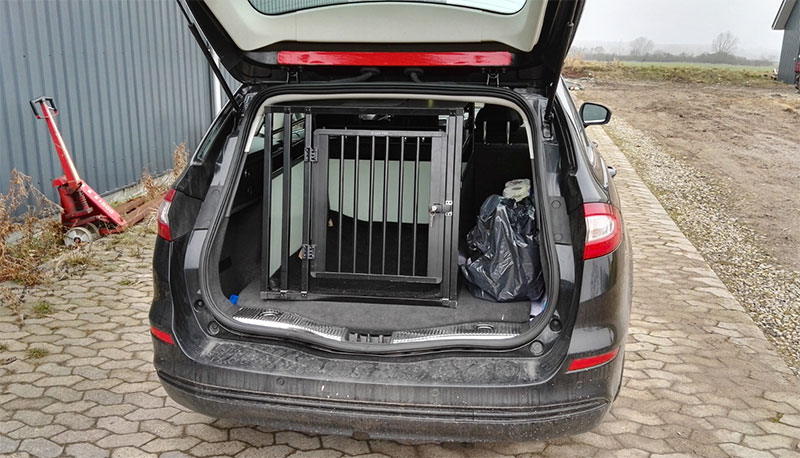 b-Safe XL PRO i Ford Mondeo årgang 2015