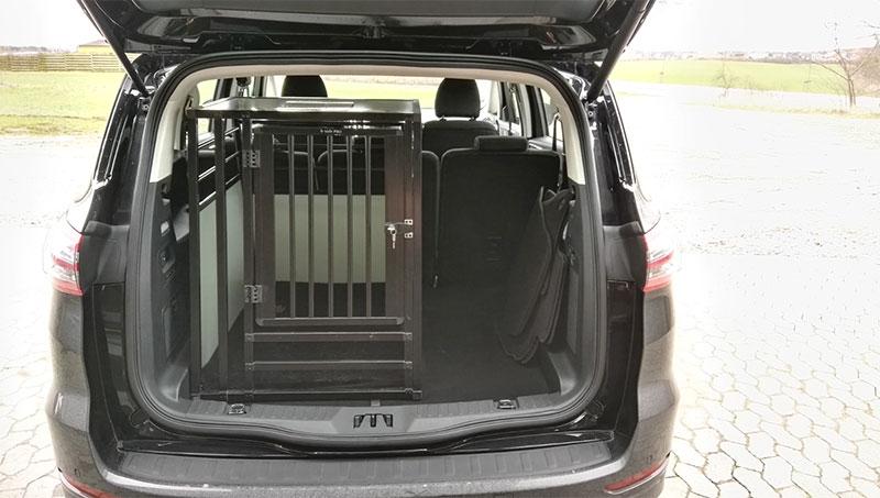 b-Safe XL High PRO med trin - Ford S-Max 2016