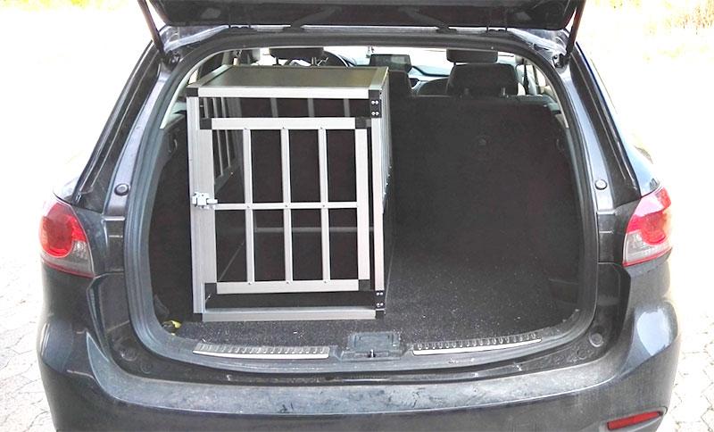 SafeCrate Medium Premium - Mazda 6 Stationcar 2015