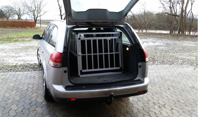 Safecrate XXL Premium i Opel Vectra Stationcar