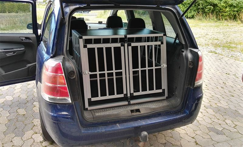 Safecrate Double Large Premium i Opel Zafira B