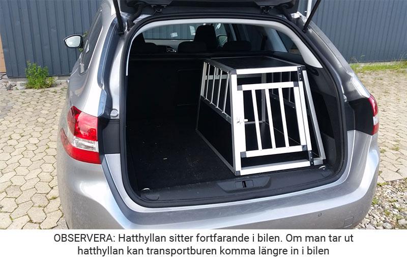 Safecrate Small Premium i Peugeot 308