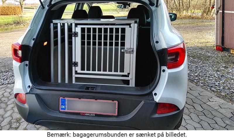 b-Safe Large Wide med trin i Renault Kadjar årgang 2016