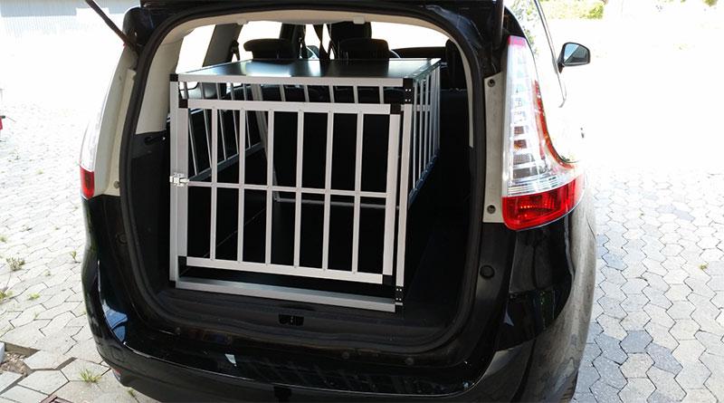Safecrate XXL Premium i Renault Scenic