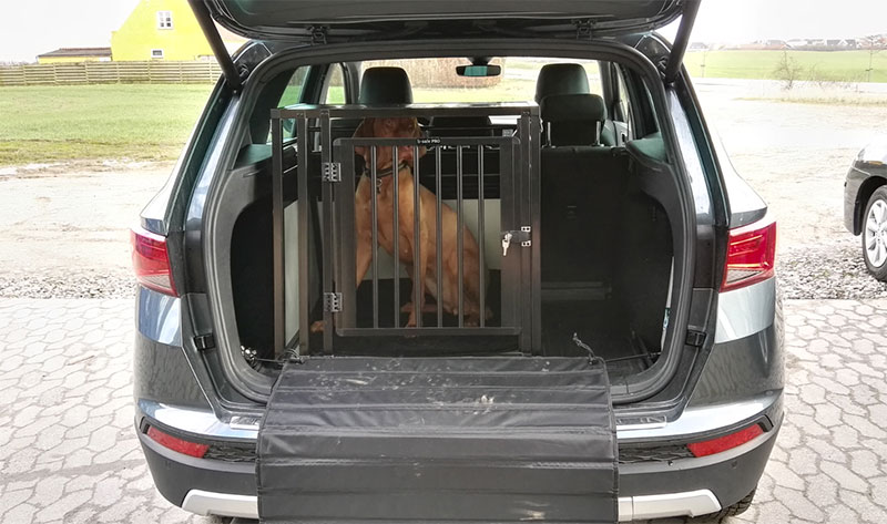 b-Safe Medium Wide PRO - Seat Ateca SUV 2017