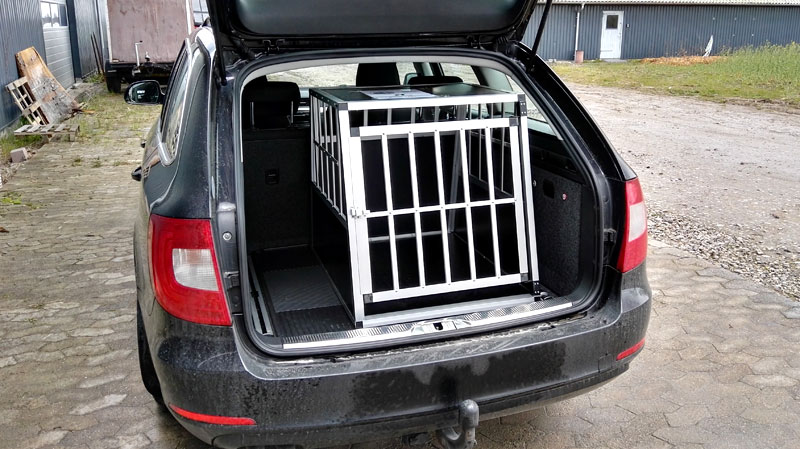 Safecrate XL Premium i Skoda Superb