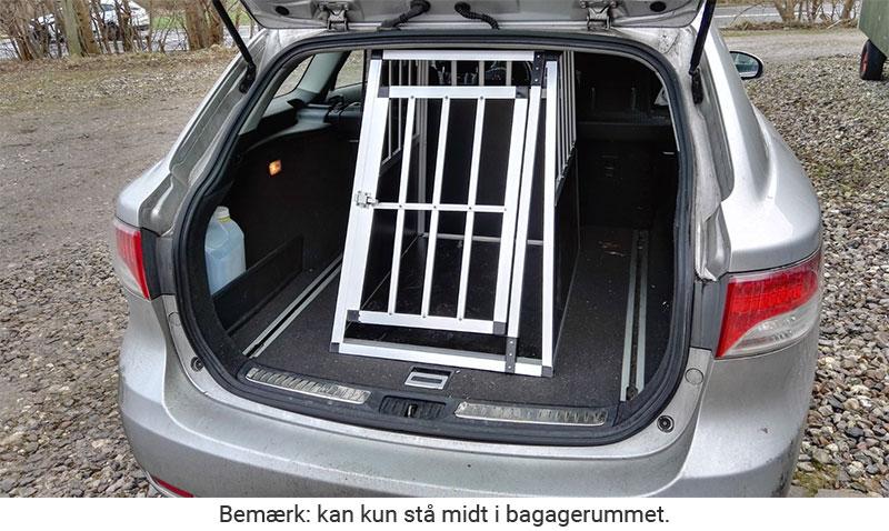 Safecrate Large Premium i Toyota Avensis