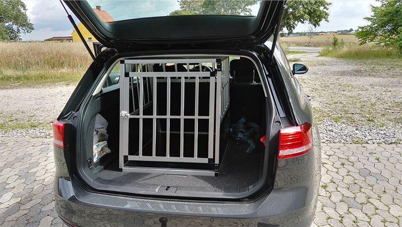 Safecrate XL Premium i VW Passat 2016