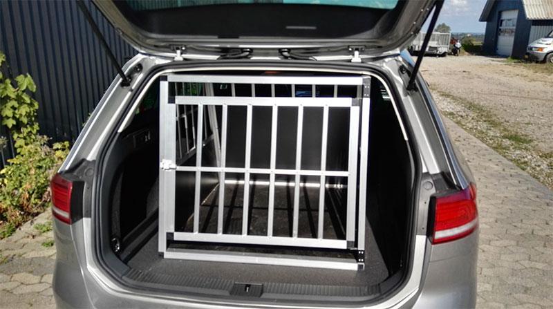Safecrate XXL Premium i VW Passat Stationcar fra 2016