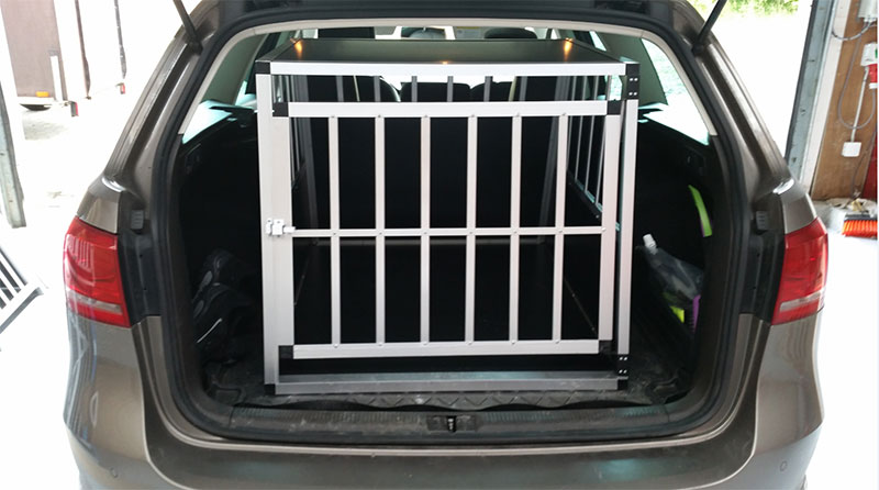 Safecrate XXL Premium i VW Passat Stationcar