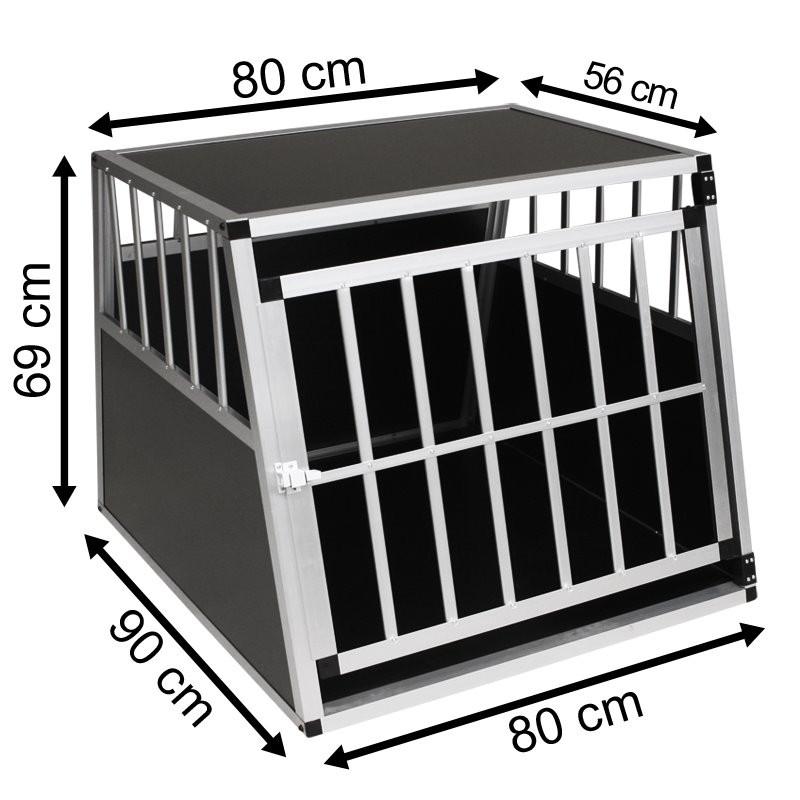 SafeCrate XXL PREMIUM - Extra stor hundbur till stor hund