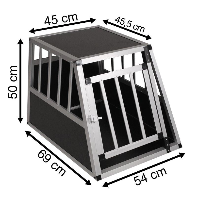 SafeCrate Small PREMIUM - Hundbur till små hundar (2:a Generation)
