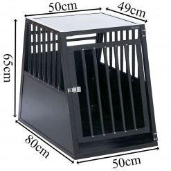 SafeCrate Medium Long - 3:a Generation Hundbur