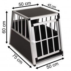 SafeCrate Medium Premium - 2:a Generation Hundbur