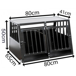 Safecrate-Double Xtra Small - 3:a Generation Hundbur