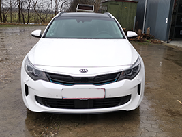 Hundebur Til Kia Optima Plug-in Hybrid