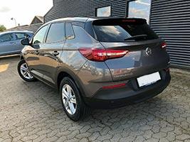 Hundebur Til Opel Grandand X