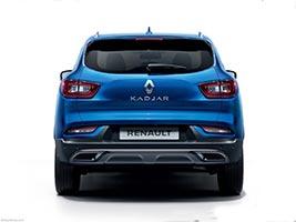 Hundebur Til Renault Kadjar