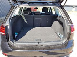 Hundebur til VW Golf VII Variant